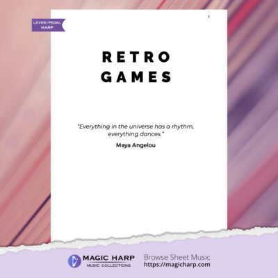 Modern Vibes Suite - Retro Games by Roxana Moișanu - preview 2