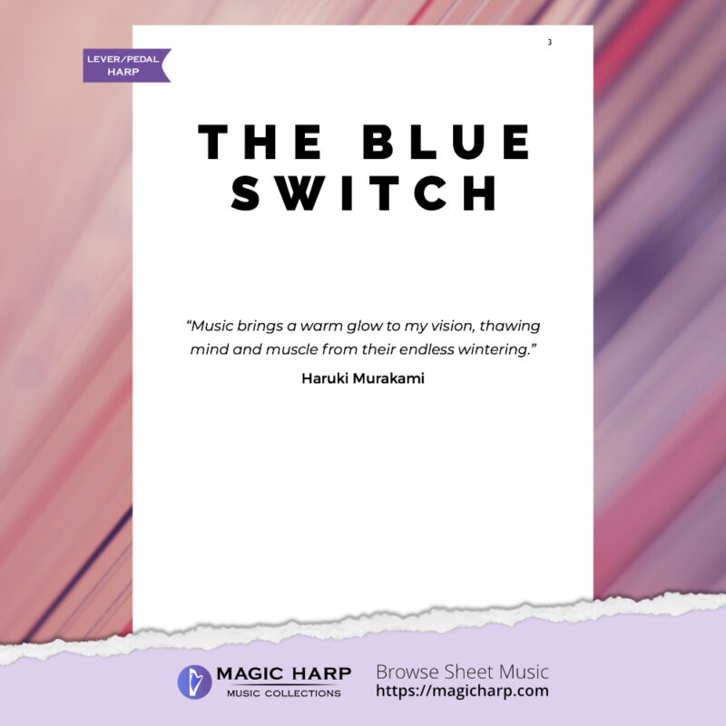 Modern Vibes Suite - The blue switch by Roxana Moișanu - preview 2