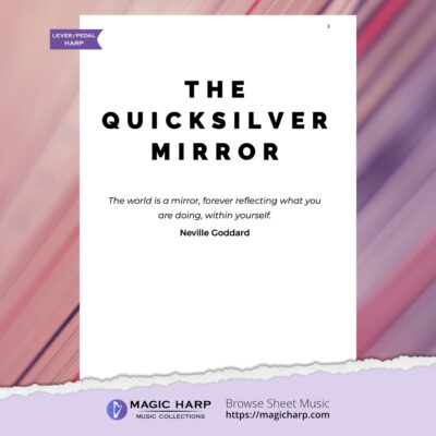 Modern Vibes Suite - The quicksilver mirror by Roxana Moișanu - preview 1