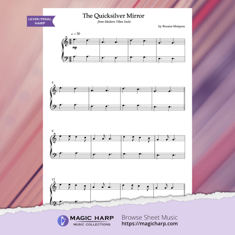 Modern Vibes Suite - The quicksilver mirror by Roxana Moișanu - preview 2