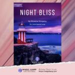 Night bliss by Roxana Moișanu - cover