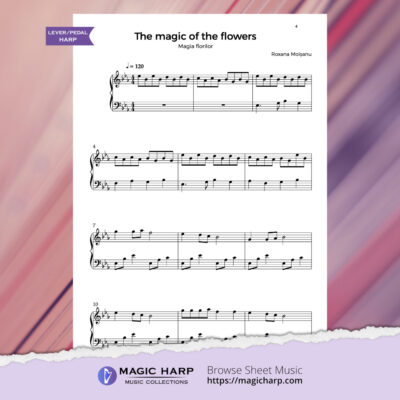 The poetry of flowers Suite - The magic of the flowers by Roxana Moișanu - preview 1