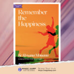 Remember the happiness for harp by Roxana Moișanu • magicharp.com - cover1